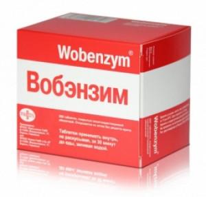 Вобэнзим таб N200